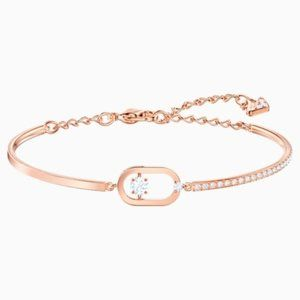Swarovski North Bracelet,Rose-gold Tone Plated